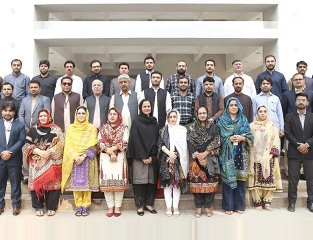 IBA-CEE Hosted a two-day customized training program on Public Sector Report Writing Skills