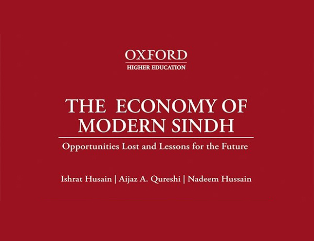 Dr Pervez Tahir's OpEd on The Economy of Modern Sindh