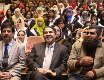Jan 17, 2019: Graduation Ceremony of IBA-UNDP YEP (Female Batches)