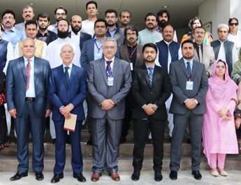 Certificate in High Performance Leadership Skills and Team Management - A customized program for Government of Balochistan, February 18 to 20, 2019