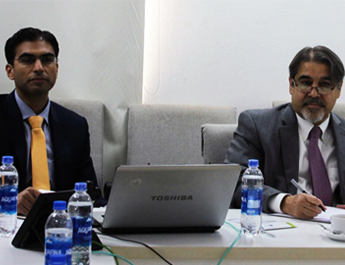 Feb 4, 2019: SDPI and IBA meet think tanks to discuss economic growth in Sindh