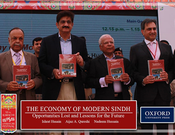 The Economy of Modern Sindh launched