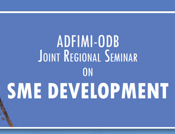 Dr. Shahid Qureshi presented paper at ADFIMI – Oman Development Bank Joint Regional Seminar