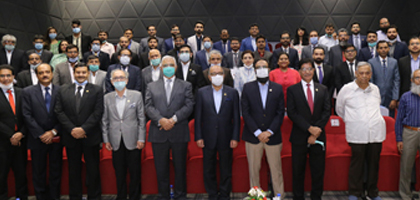IBA CEE holds award ceremony for first batch of graduating students of Diploma in Taxation