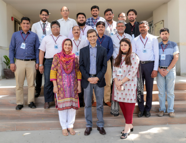 IBA-CEE Hosted Workshop on Service Oriented Professional