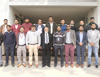CEE, IBA Conducts Workshop on Managing the Maintenance Department