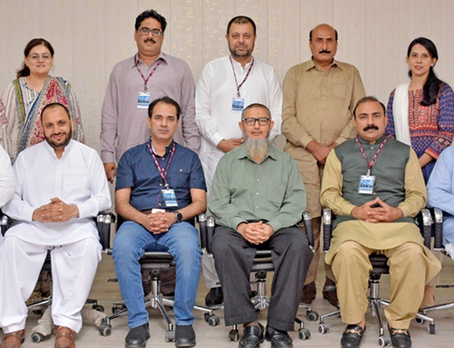 July 25 to 27, 2019 CEE hosted a customized Directors' Training Program in Faisalabad