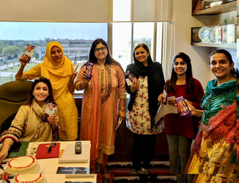 Mar 8, 2019: HR Department celebrates International Women's Day