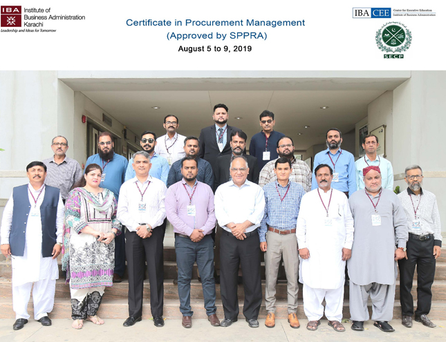 IBA CEE organized a five-days' workshop on Public Procurement Management