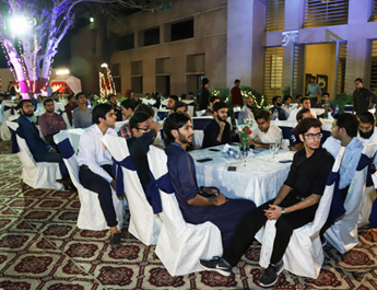 April 20, 2019: IBA Boys Hostel Alumni Dinner