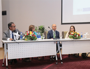 Oct 26, 2019: IBA, Karachi launches Dispute Resolution Forum