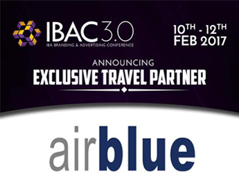 IBA Marketing Club presents Airblue as its Exclusive Travel Partner for IBAC 3.0