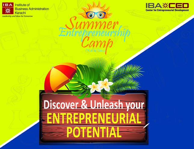 IBA Summer Entrepreneurship Camp (SEC) 2019