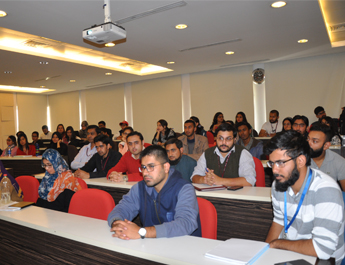 Feb 7, 2017: Jang Forum on Trump's policy & its Impact on Pakistan was held at Aman CED Main Campus