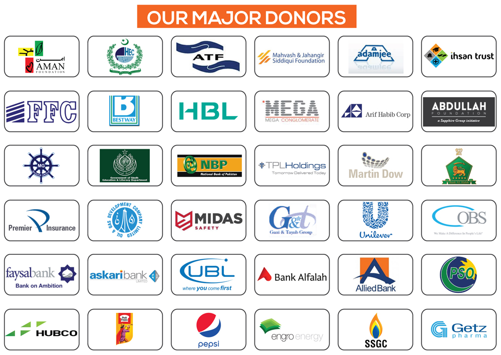 Major Donors