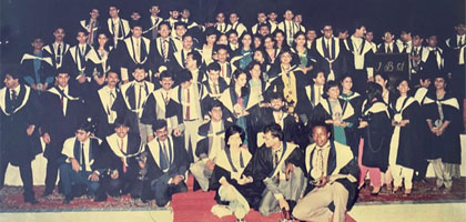 MBA Class of 1986