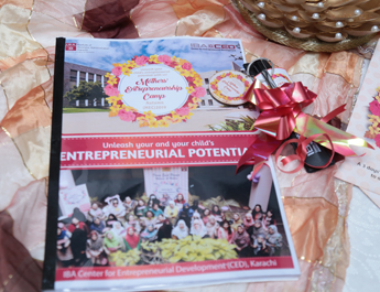IBA CED Organized A three days Mothers Entrepreneurship Camp (MEC) Autumn 2019 was conducted by IBA CED on 25th to 27th October 2019