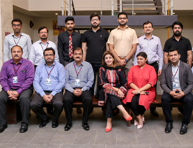 CEE-IBA hosted a two day workshop on 'Negotiation & Conflict Resolution Skills'