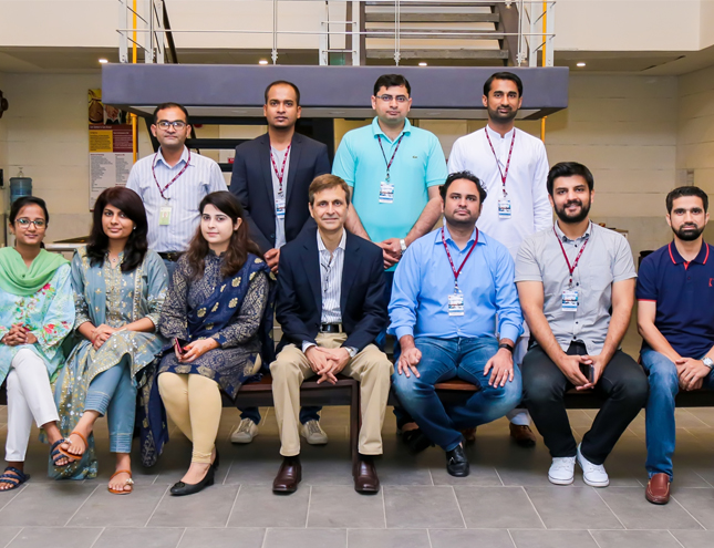 hosted a two-day workshop on People Analytics and Dashboards