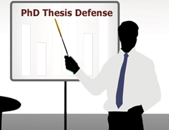 PhD Dissertation Defense of Computer Science Scholar, Asma Sanam