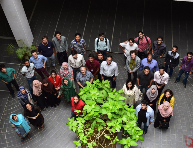 IBA hosts Quantum Information Summer School 2019