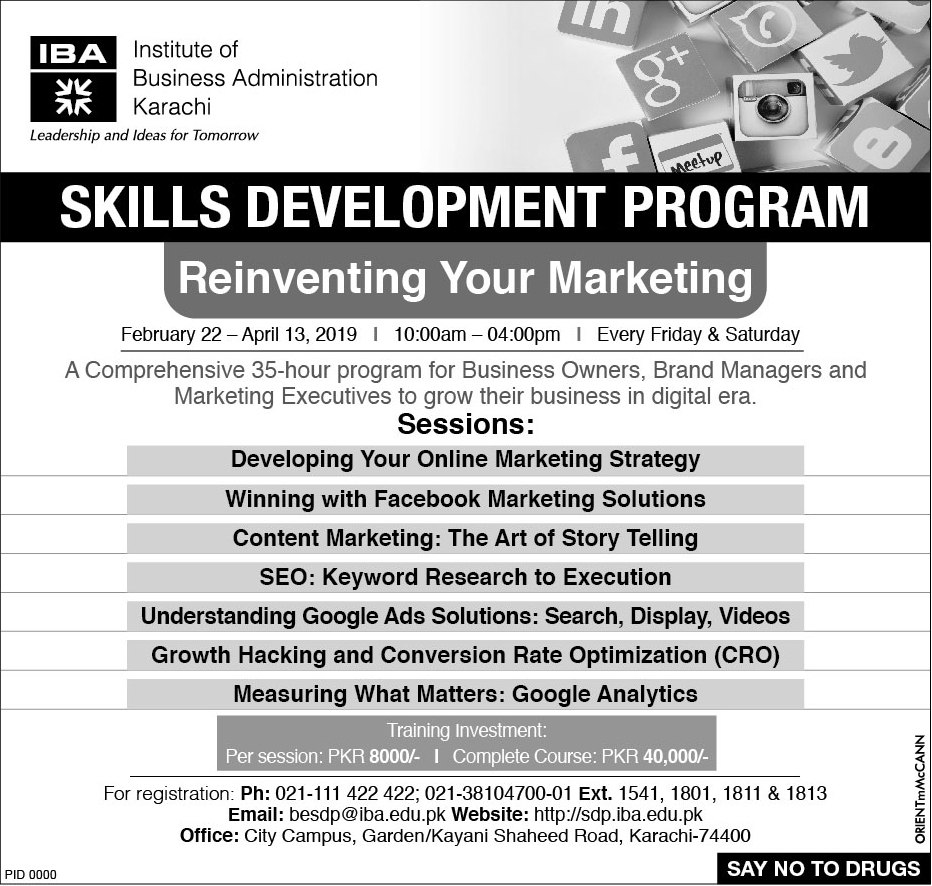 Skills Development Program