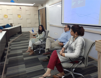 Oct 4, 2019: An Interactive Session with the Mental Health Experts