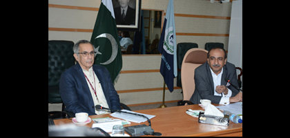 MOU signing with ICAP