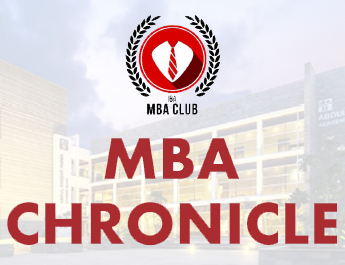 MBA Club Newsletter - July 2016