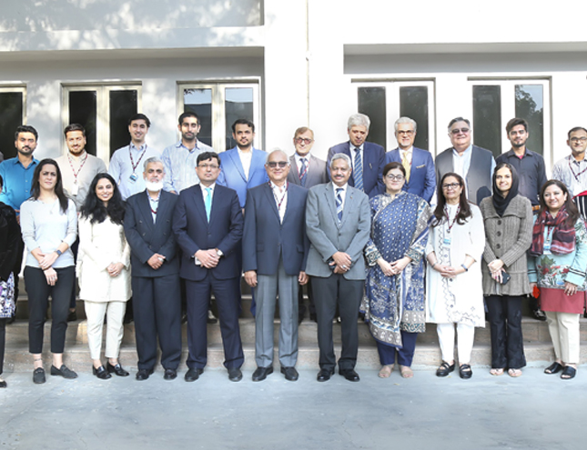 The Center for Executive Education (CEE), IBA, hosted Directors' Training Program