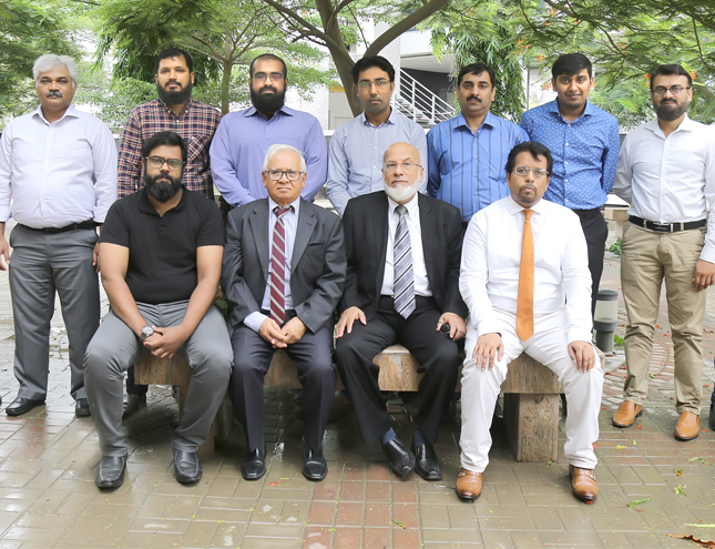 IBA hosted a two days' workshop on Factory Management