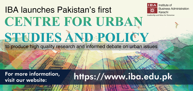 IBA launches a Center for Urban Studies and Policy (CUSP)