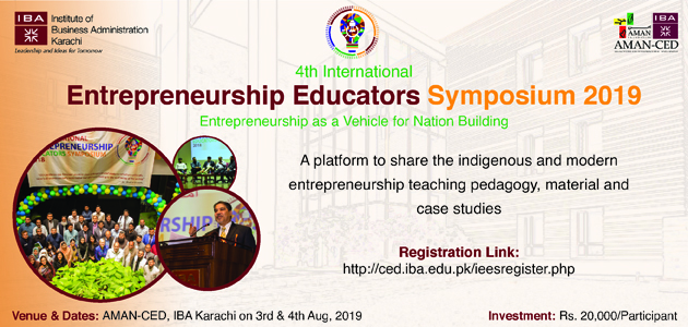 4th IEES 2019