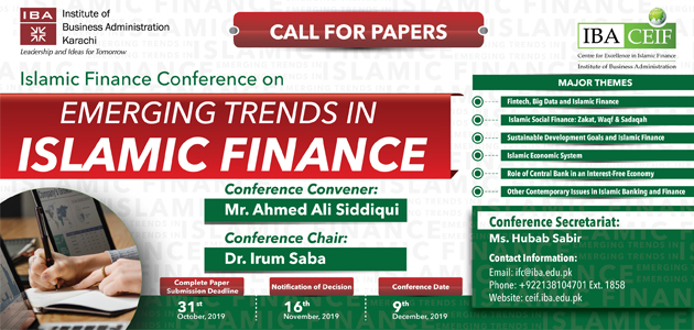 Islamic Finance Conference 2019
