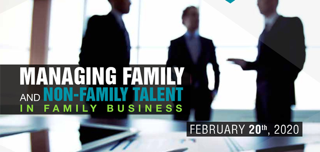 Managing Family and Non-Family Talent in Family Business